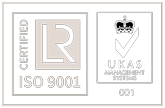 Lloyd's Register Quality Assurance / ISO 9001 & UKAS Quality Management